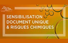 Formation DUERP (Document Unique) Annecy et Sensibilisation aux risques chimiques