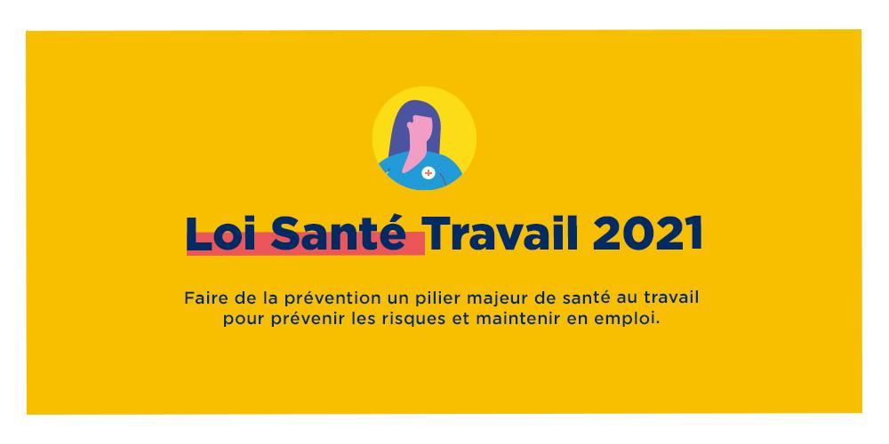 LOI SANTE TRAVAIL 2021