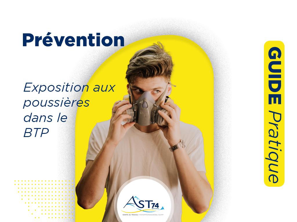 Guide pratique de prévention sur l'exposition aux poussières dans le BTP