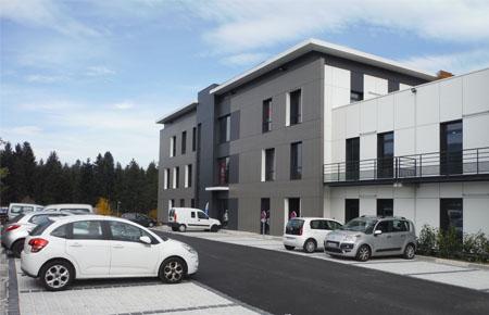 AST74 centre Altaïs à Chavonod