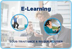 E-learning : Sous-traitance et routier